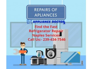 Find the Fast Refrigerator Repair Naples Services