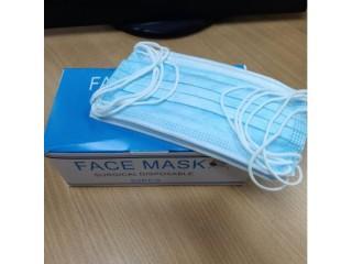 Medical Face Masks Ear Loop 3 ply For Sale