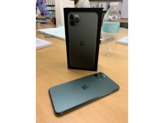 Apple iPhone 11 Pro Max,64GB, 256GB,512GB, Fully Unlocked