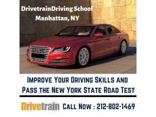 Drivetrain Driving School, Manhattan