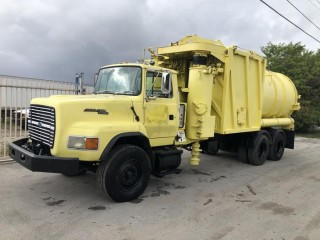 1994 Ford L9000 Vac-con Industrial Vacuum Truck