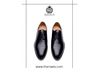 Rawls Luxure Shoes- Indian Authenticity + Modernism