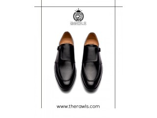 Rawls Luxure Shoes - Indian Authenticity + Modernism