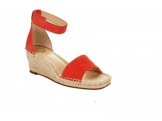 Exclusive! Vince Camuto Jesla Leather Espadrille Wedge Sandal