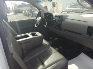 2011 Chevrolet Silverado 1500, work truck.