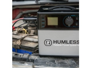 Humless Reliable Power Systems
