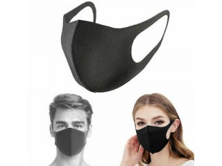 NEW Fabric Face Mask Cover Triple Layer Washable Reusable Breathable