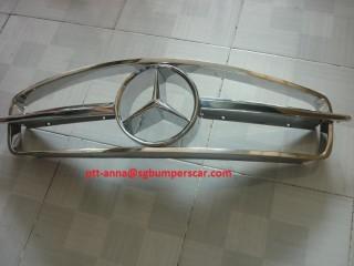 Mercedes Benz 190SL Grill, Mercedes Benz W113 Grill