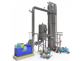 Evaporator Wastewater Treatment