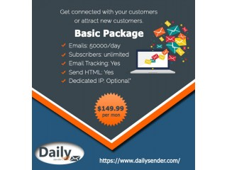 Buy unlimited smtp server to your email campaign