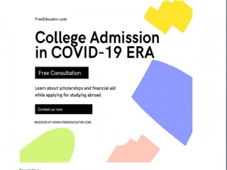 College Admission in COVID-19 ERA