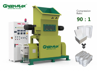 Hot sale GREENMAX foam densifier