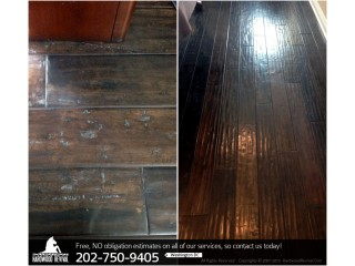 Hardwood Floor Refinishing Services in Washington, D.C.