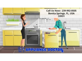 Get the Super Fast Appliance Repair Bonita Springs Services