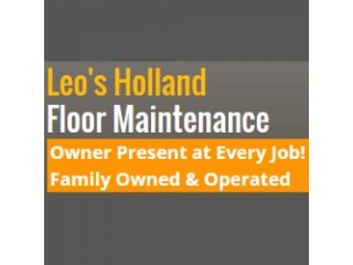 Leo's Holland Floor Maintenance