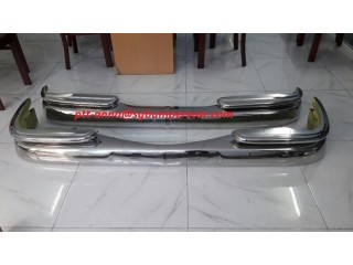 Mercedes Benz W111 Sedan Stainless Steel Bumper Sale