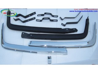 Mercedes Benz EU SL107 SLC year (1971-1989) full set chrome new bumper.