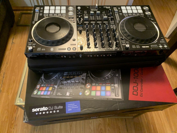 brand-new-pioneer-dj-ddj-1000srt-4-channel-professional-dj-controller-for-rekordbox-dj-big-0