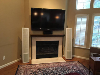 TV installation San Francisco Advanced A/V installation services for home