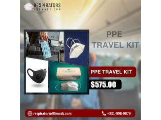 Buy PPE Back to Travel Kit for just $575.00