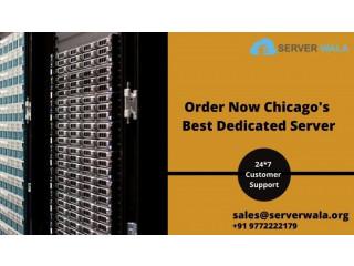 Buy Now Flexible Dedicated Server in Chicago Data Center