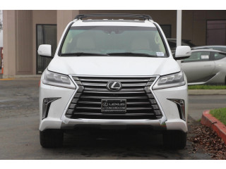 2020 Lexus LX 570 SUV 4D full option for sale