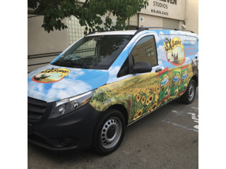 Vehicle Wrap   Axiom Printing