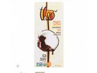 Theo Chocolate Organic Chocolate Bar Classic
