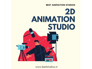 2D Animation Studios | Animation Company | Best Animation Studios