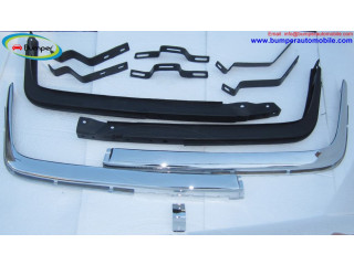 Mercedes-Benz SL 107 Front Bumper Chrome Set