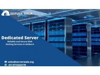 Order Now Our High Quality Dedicated Server in Ashburn - Serverwala