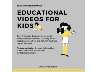 Educational Animated Videos | 2D Animation Company in Delhi Educational Animated Videos | 2D Animation Company in Delhi