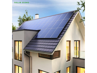 Solar Panel California - Cost Effective Solar Panels | Solar Econo