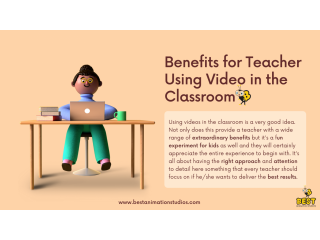 Educational Videos Company | Custom Animated Videos | Best Animation Studios