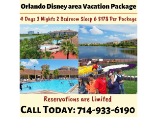 Orlando Disney Vacation Package