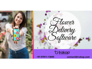 Flower Delivery App Development
