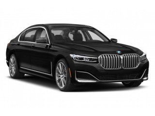 The best car 2021 BMW 740