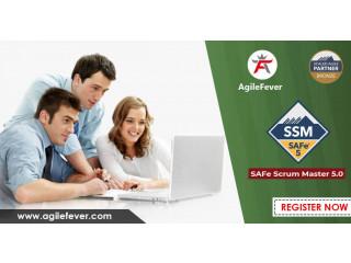 SAFe Scrum Master 5.0 | AgileFever | Certification | SAFe 5.0 | Virtual Classes | SSM |