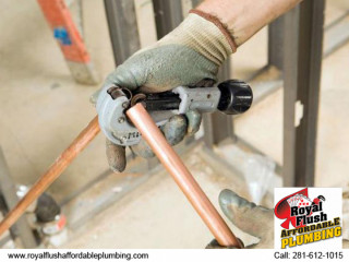 Find Proficient Repipe Specialists in Houston - Royal Flush Affordable Plumbing