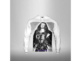 Janis Joplin Printed Hoodie | Graphic Hoodie in Las Vegas
