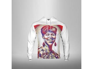 Aretha Franklin Printed Hoodie | Hoodie in Las Vegas
