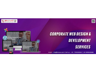 Corporate Website Designing and Web Development Company In US