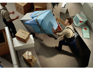 Office and Commercial Moving Services