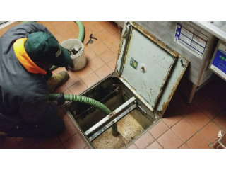 Best Grease Trap Cleaning Service At Affordable Price
