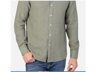 Aleks Linen Cotton Shirt