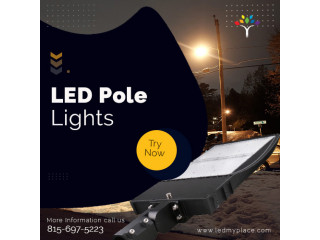 Purchase Now LED Pole Lights at Low Price