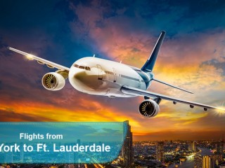 New York to Ft. Lauderdale
