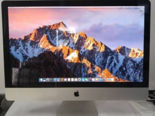 "Apple IMAC 27""Intel Corei5 For Sale"