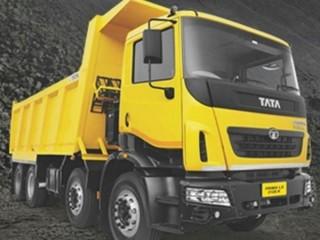 Tata Prima 3338K 8x4 Tipper