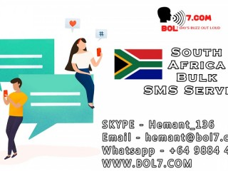 South Africa Bulk SMS International Services